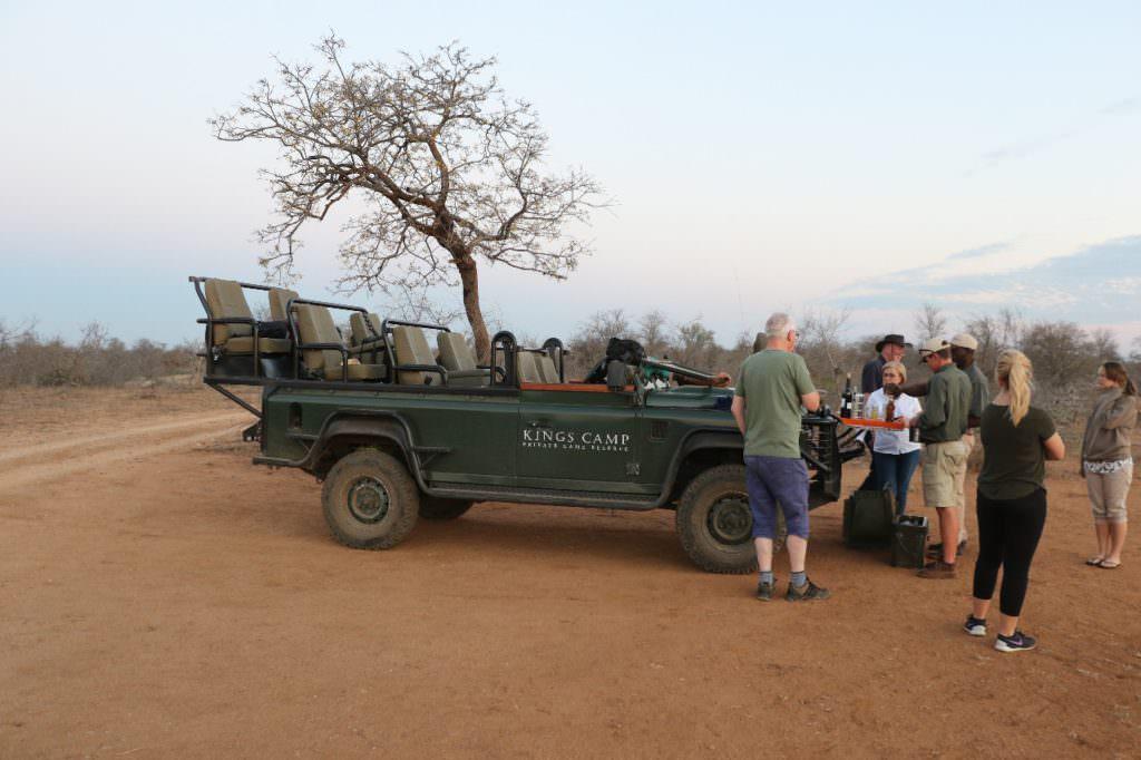 Safari timbavati